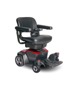 Scooter elettrico per anziani e disabili - Capri