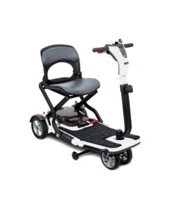 Scooter elettrico per anziani e disabili - Facile