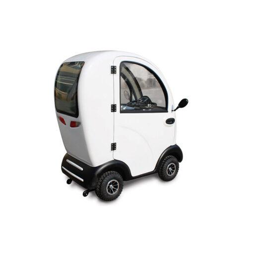 Scooter elettrico per anziani e disabili - Fuoco